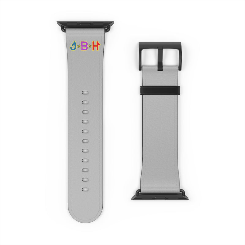 Gray Watch Band - JBH Multicolor