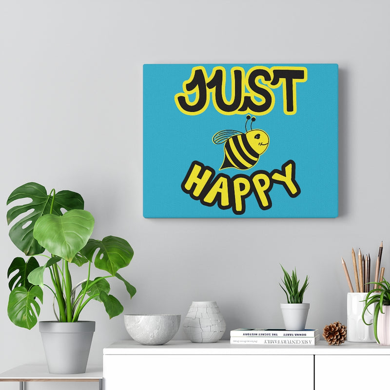 Turquoise Canvas Gallery Wraps - JBH Original