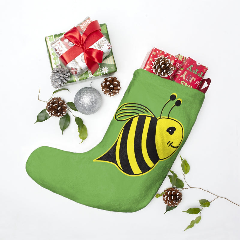 Green - Christmas Stockings - JBH Original