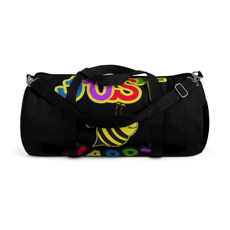 Black - Duffle Bag - JBH Multi - Color