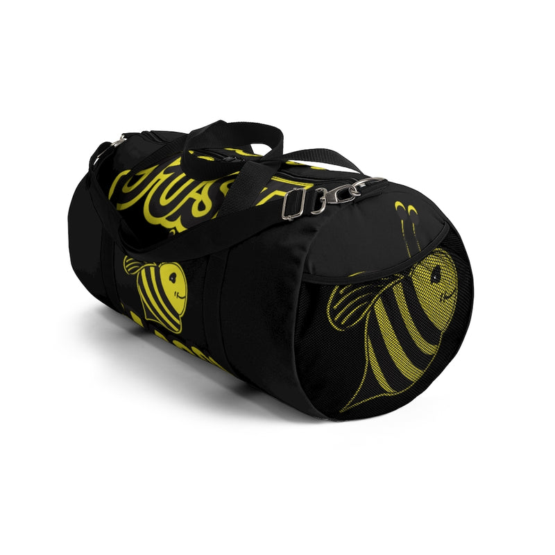 Black - Duffle Bag - JBH Original