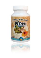 3-Pack Hawaiian Noni Capsules 100 count|诺丽胶囊 100粒装