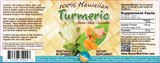 Hawaiian Turmeric and Bromelain Capsules|姜黄根胶囊 60粒装