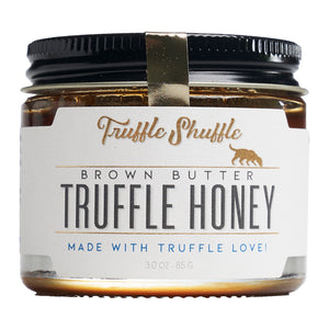Brown Butter Truffle Honey - Case or Bulk