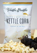 Load image into Gallery viewer, Truffle & White Cheddar Kettle Corn - Case