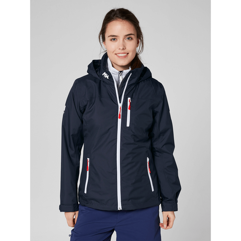 Helly Hansen Crew Midlayer Hooded Jacket for women