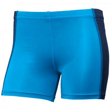 Helly Hansen Short anti-UV bleu enfants
