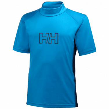 Helly Hansen T-shirt anti-UV bleu