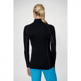 HH Women Warm Freeze 1/2 Zip baselayer