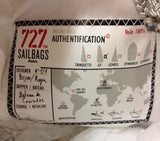 727 Sailbags Sac Big en voile recyclée