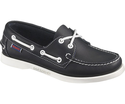 Sebago Docksides® Blue Nite Leather