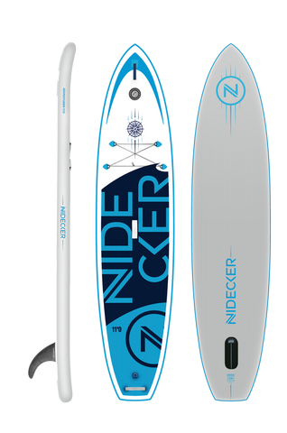 Nidecker planche gonflable SUP AIR 11'