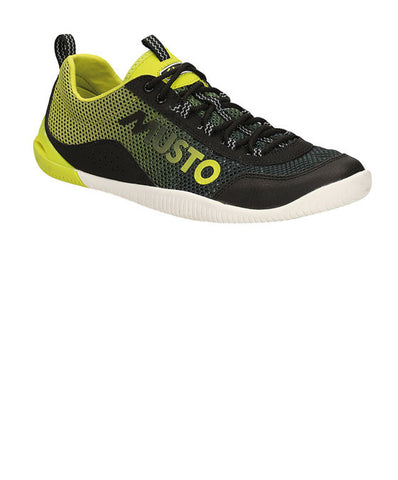 Musto Chaussures de pont, Dynamic Pro Black/Lime