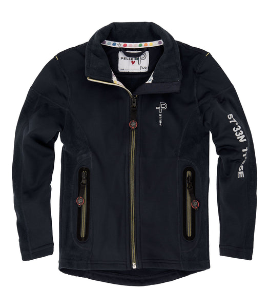 PelleP Junior Midlayer Zip