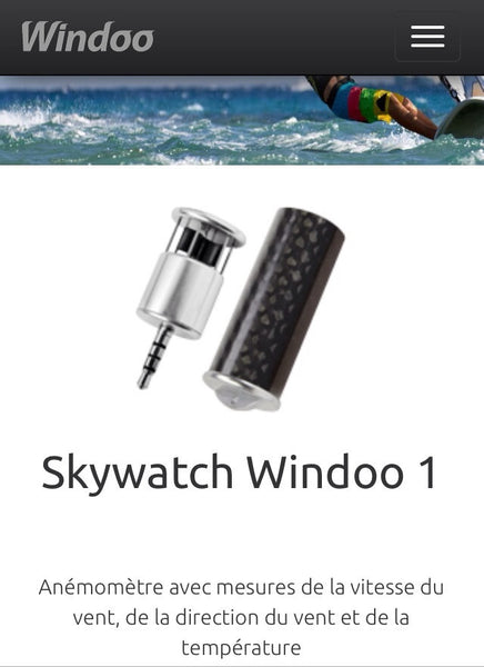 Skywatch Windoo 1