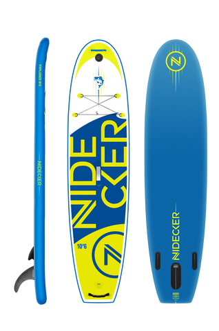 Nidecker planche gonflable SUP AIR 10' ou 10'6''