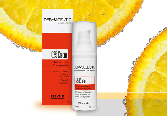 C25 Cream – Antioxidant Day Cream – 30ml