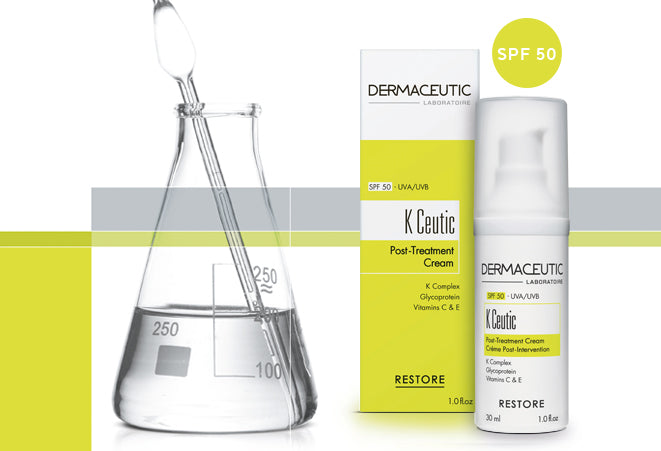 K Ceutic 50+ Recovery Cream- 30ml