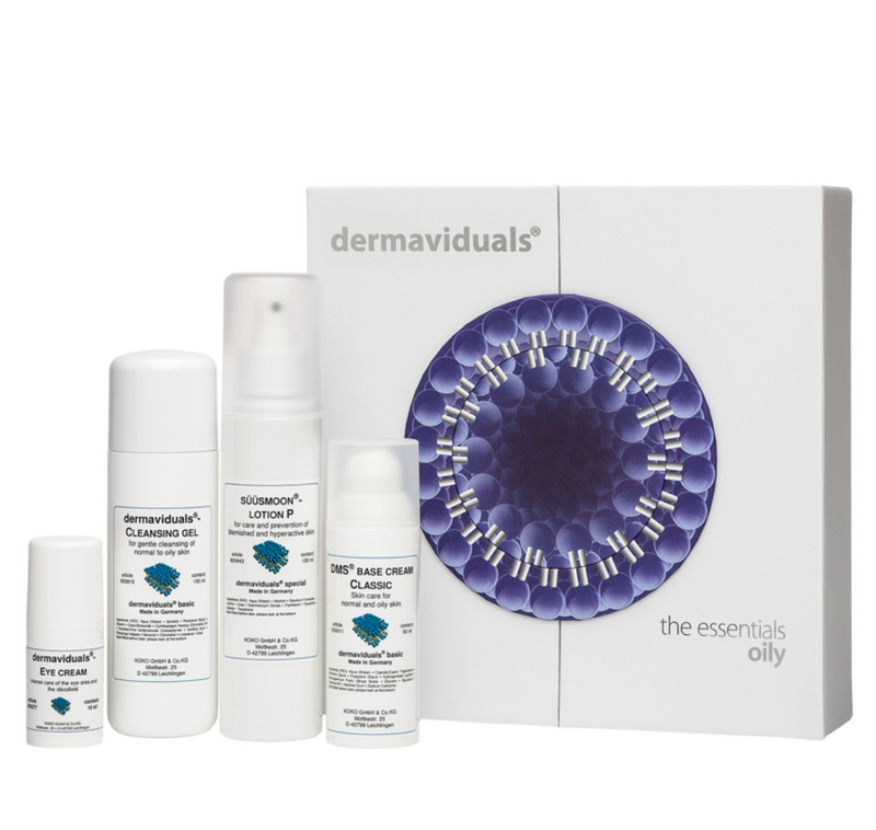 Dermaviduals Oily Essentials Kit
