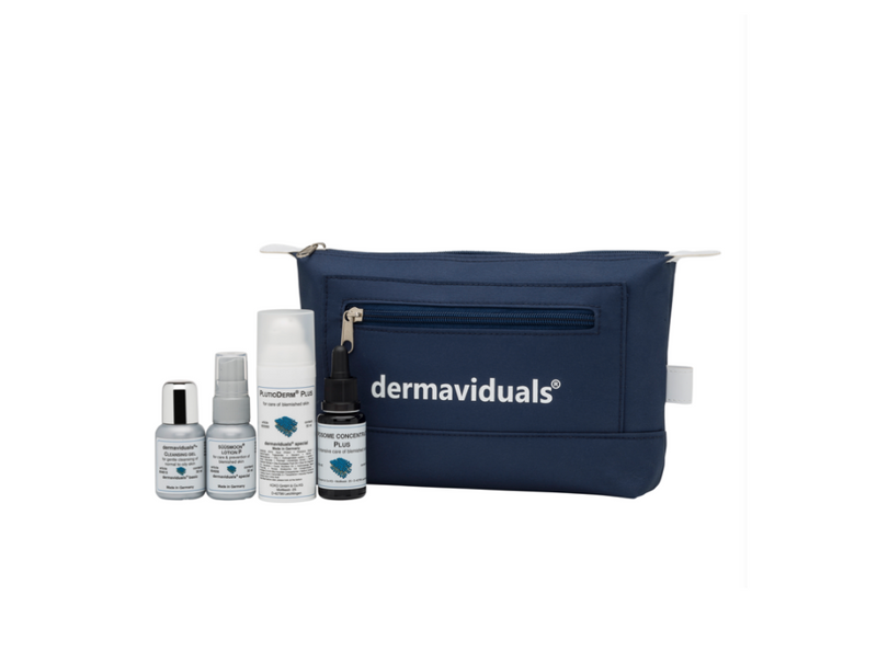 Dermaviduals Skin Clarity Kit