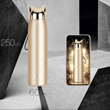 Foxy Purrsonality Thermos - caturdayco