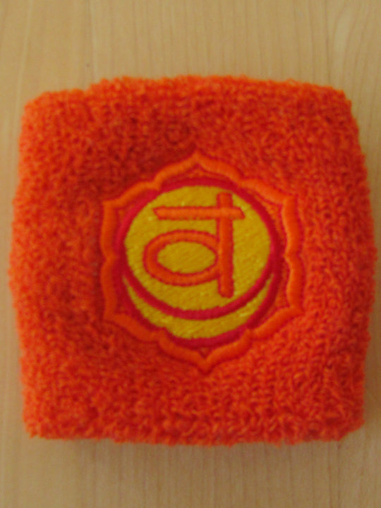 2nd Sacral Chakra Sweat Band