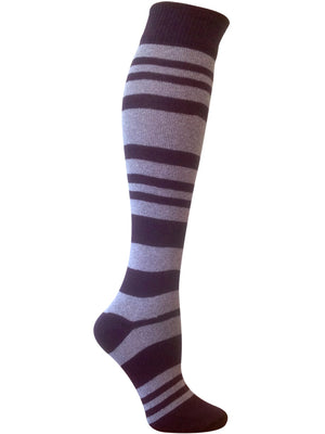 Larkin Striped Knee High
