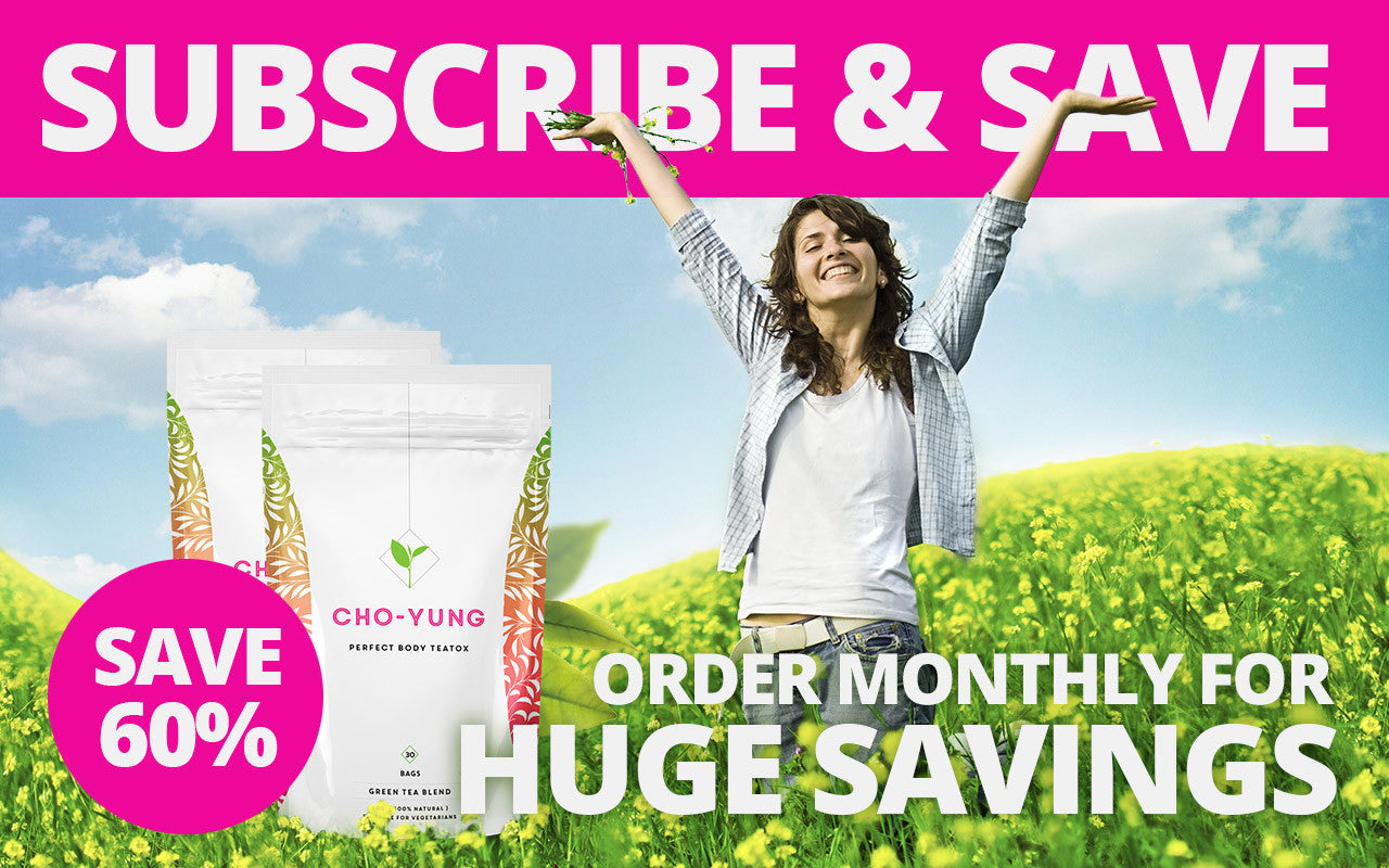 "Introducing our new ""Subscribe & Save"" purchasing option"