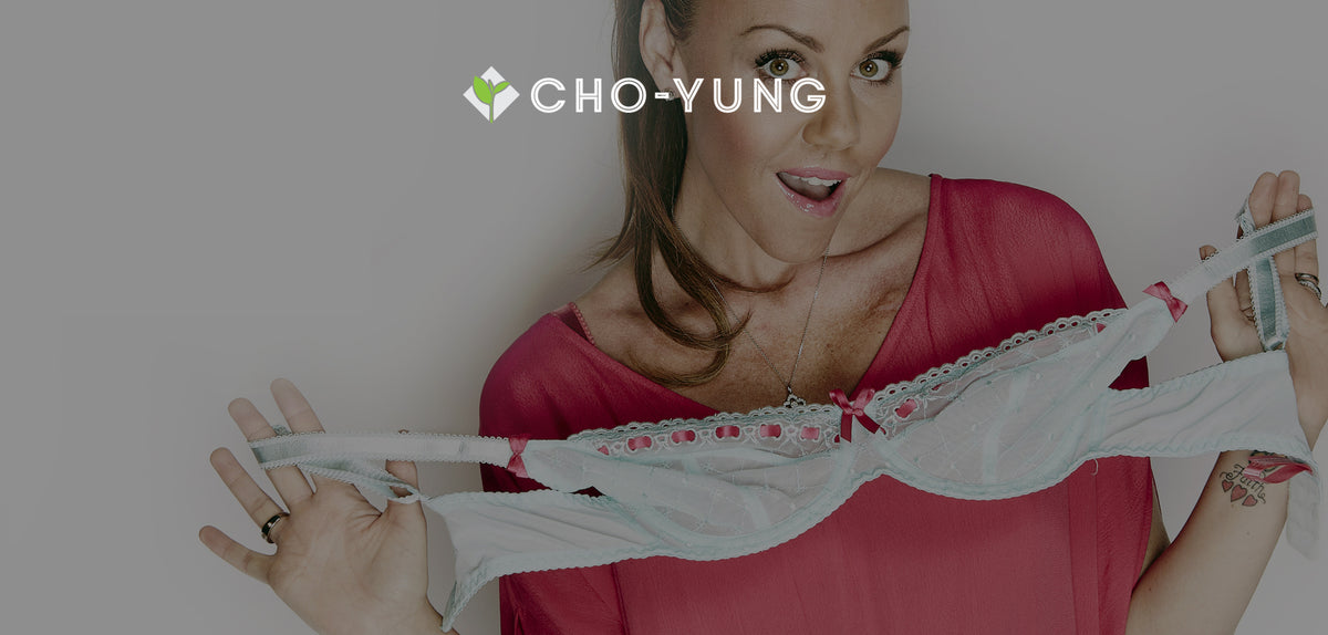 Celebrity Mum Michelle Heaton got her pre-pregnancy shape back with the help of Cho-Yung Tea