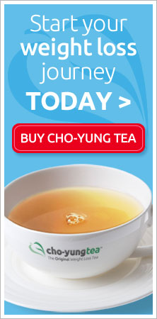 Slimming Tea Banner