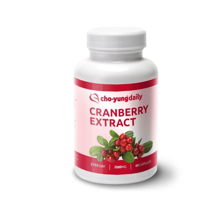 Cho-Yung Daily Cranberry Extract