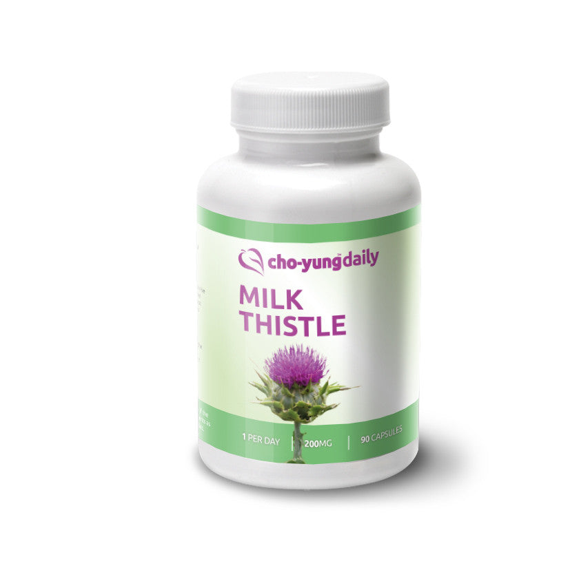 Cho-Yung Daily Milk Thistle