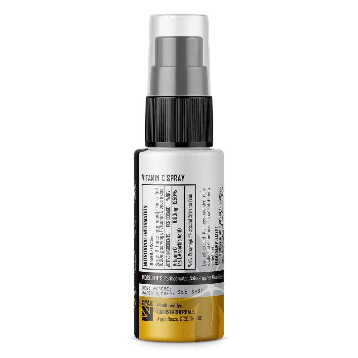 Vitamin C Spray 30ml