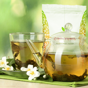 Enjoy delicious Cho-Yung Tea every day!