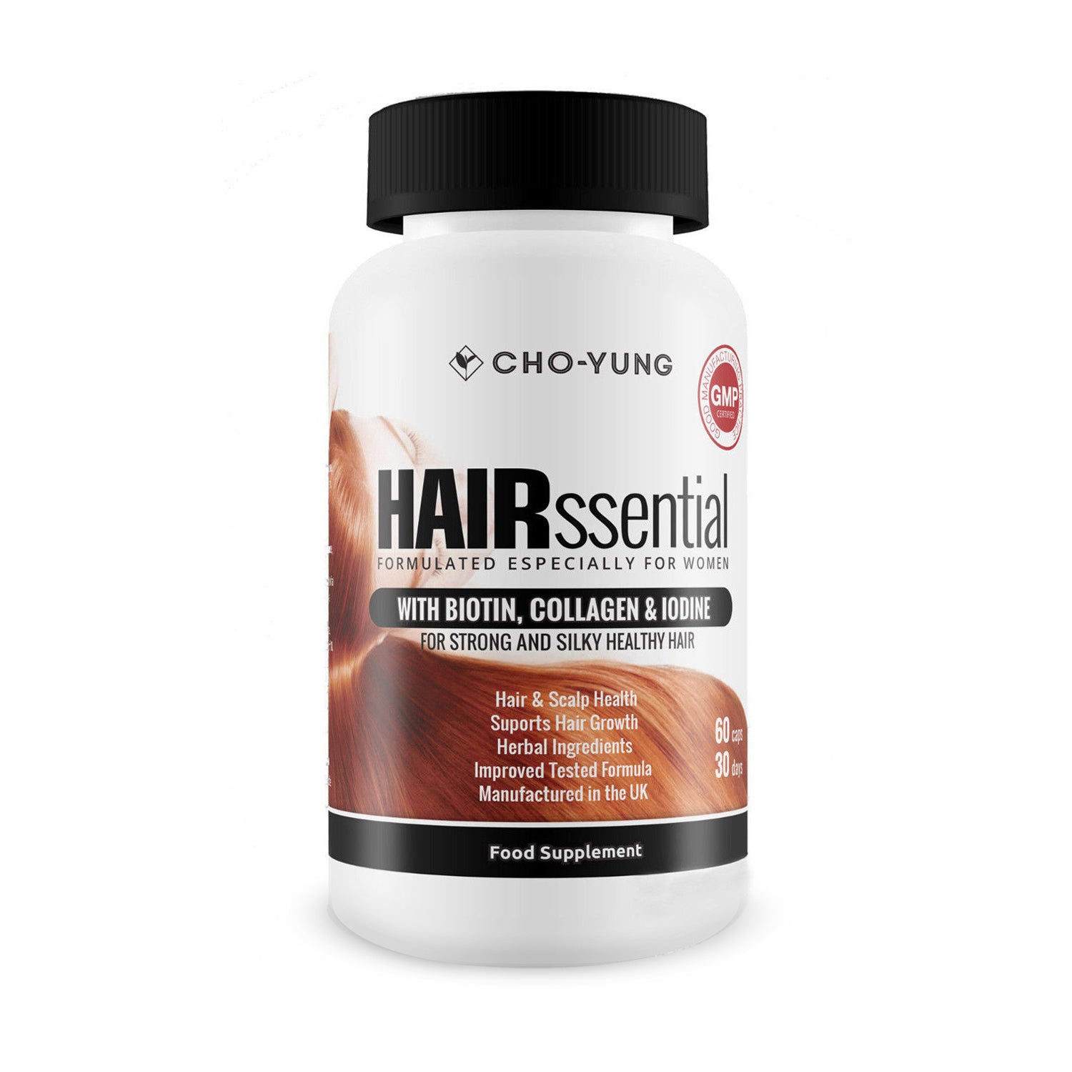 Biotin HAIRssential - For Women - For Strong and Silky Hair