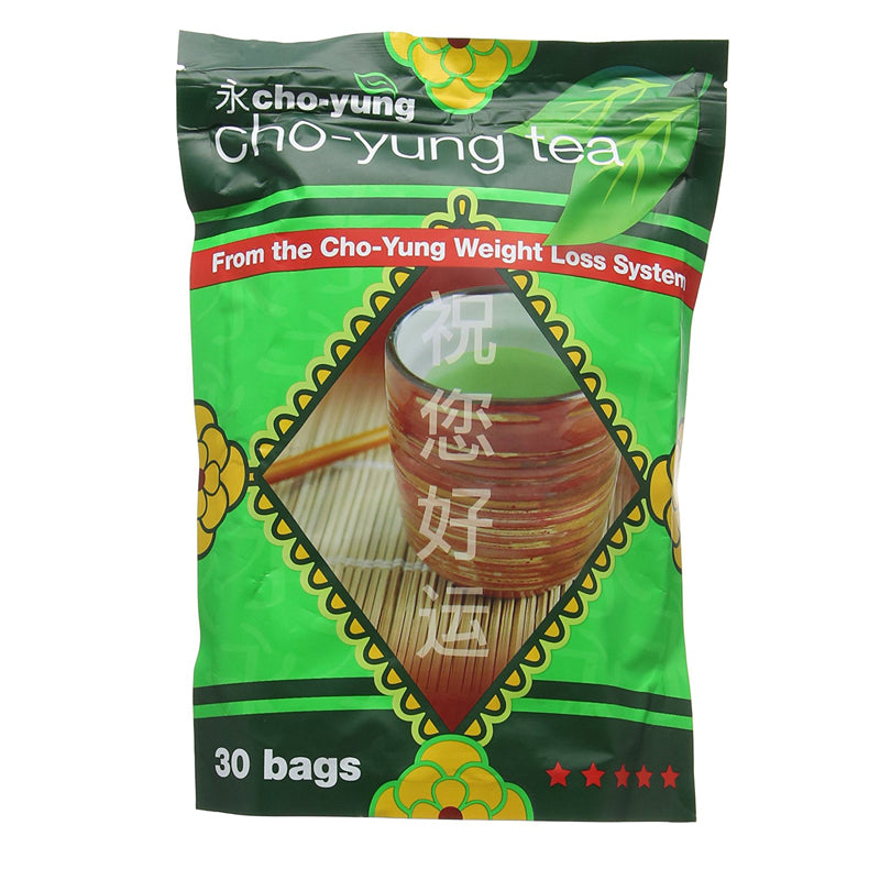 Cho-Yung Tea Old Formula - Weight Loss Laxative Effect