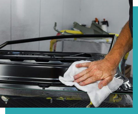 telesto tack towels in auto industry