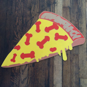 Dick Pizza!