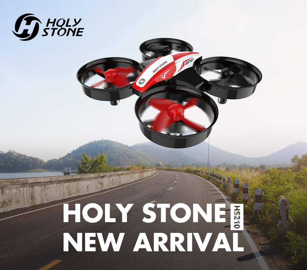 Holy Stone Mini Drone For Kids One Key Land 3D Flip Auto Hovering RC Helicopter Mini