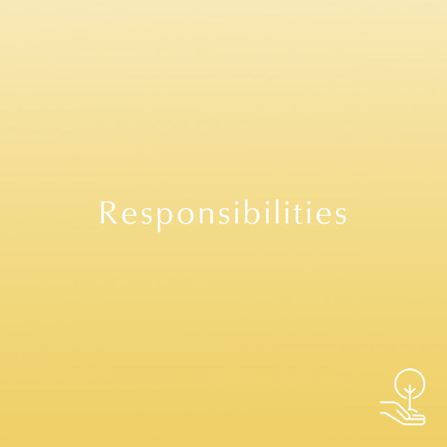 Responsibilities Button