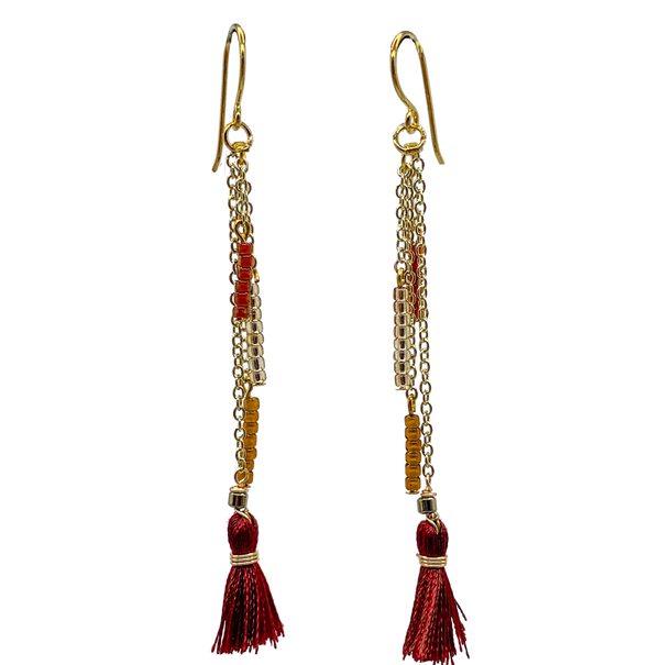 Chaba - Earrings