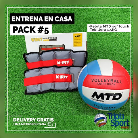 Pack deportivo #5