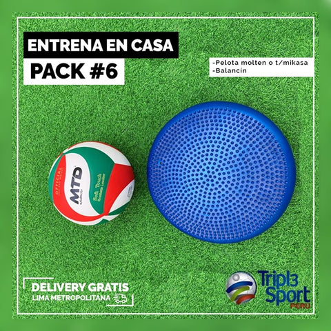 Pack deportivo #6