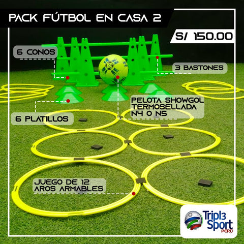 Pack deportivo #9