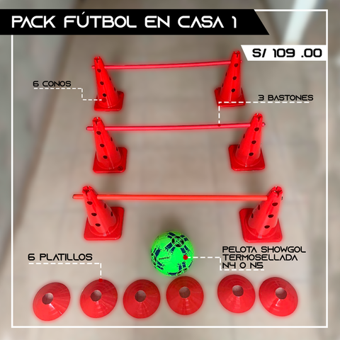 Pack deportivo #8