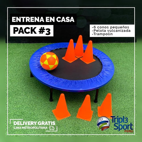 Pack deportivo #3