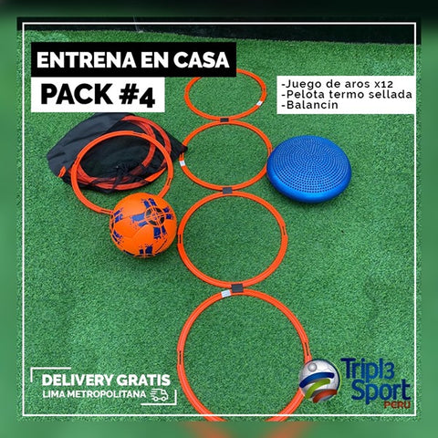 Pack deportivo #4