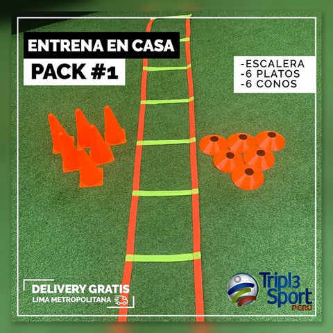 Pack Deportivo #1