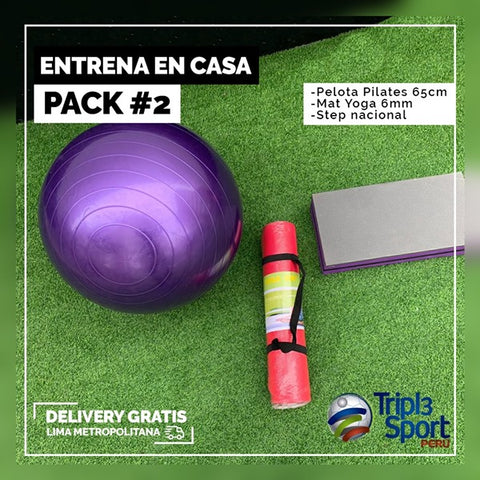 Pack deportivo #2