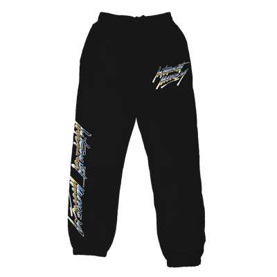 Official Internet Money Desert Sweatpants - Black